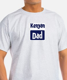 Kenyan Dad T-Shirt
