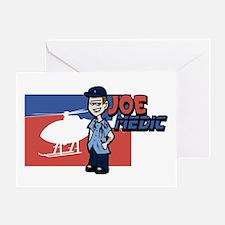 Joe Medic Air Ambulance Greeting Card