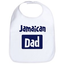 Jamaican Dad Bib