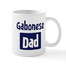 Gabonese Dad Mug