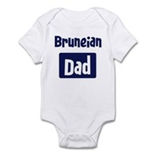 Bruneian Dad Infant Bodysuit