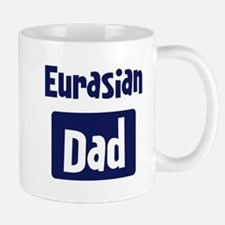 Eurasian Dad Mug