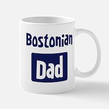 Bostonian Dad Mug