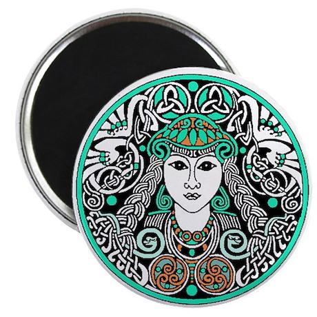 Celtic Brigid Magnet
