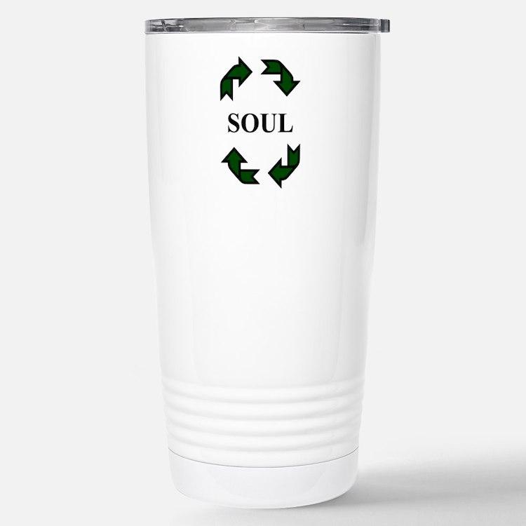 Recycled Soul Travel Mug