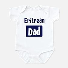 Eritrean Dad Infant Bodysuit