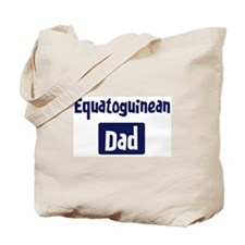 Equatoguinean Dad Tote Bag