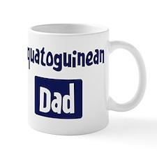 Equatoguinean Dad Mug