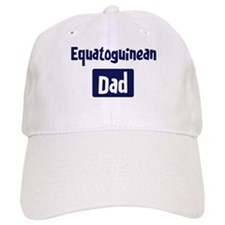 Equatoguinean Dad Baseball Cap