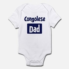 Congolese Dad Infant Bodysuit