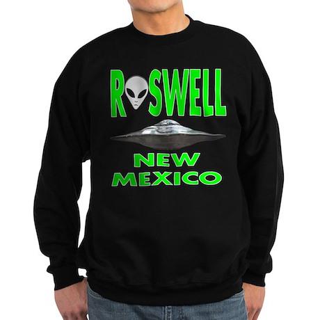 'Roswell New Mexico' Sweatshirt (dark)