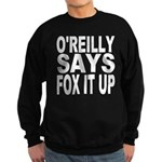 FOX IT UP Sweatshirt (dark)