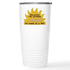 Balance Stainless Steel Travel Mug