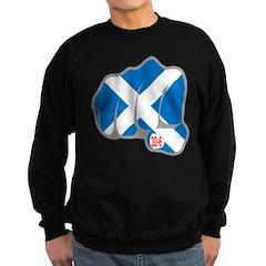 Scotland 30-6 Sweatshirt (dark)