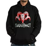 BAPHOMET SKULL Hoodie (dark)