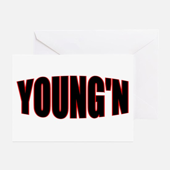 """YOUNG'N"" Greeting Cards (Pk of 10)"