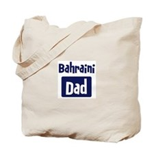 Bahraini Dad Tote Bag