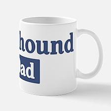 Wolfhound dad Mug