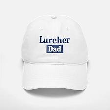 Lurcher dad Baseball Baseball Cap