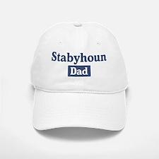 Stabyhoun dad Baseball Baseball Cap