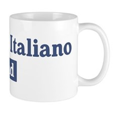 Spinone Italiano dad Mug
