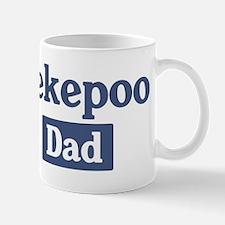 Pekepoo dad Mug