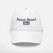 Ibizan Hound dad Baseball Baseball Cap