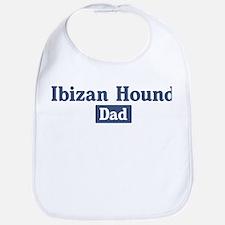 Ibizan Hound dad Bib
