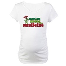 MEET ME UNDER MISTLETOE Shirt