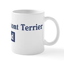 Dandie Dinmont Terrier dad Mug