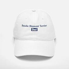 Dandie Dinmont Terrier dad Baseball Baseball Cap
