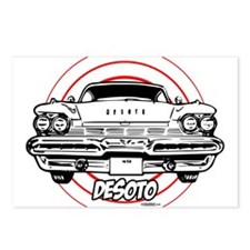 DeSoto Postcards (Package of 8)