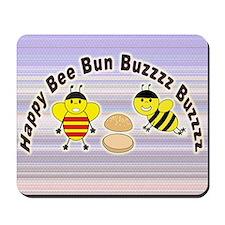 Bee Engrish Mousepad