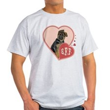 BFF German Shepherd T-Shirt