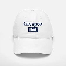 Cavapoo dad Baseball Baseball Cap