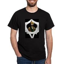 Conscious Rastafarian Art T-Shirt