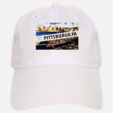 Pittsburgh Pennsylvania Greetings Baseball Baseball Cap