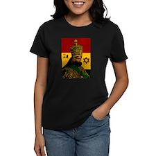 Conscious Rastafarian Culture Art Tee