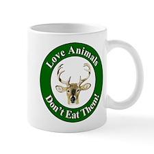 Love Animals Mug