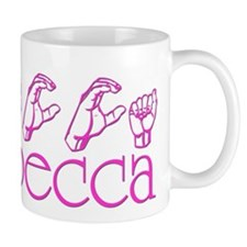 Rebecca Small Mug