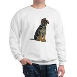 German Shepherd Puppy Sweatshirt