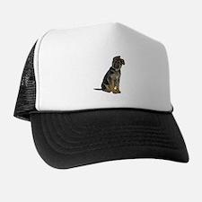 German Shepherd Puppy Trucker Hat