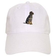 German Shepherd Puppy Baseball Cap