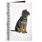 German Shepherd Puppy Journal