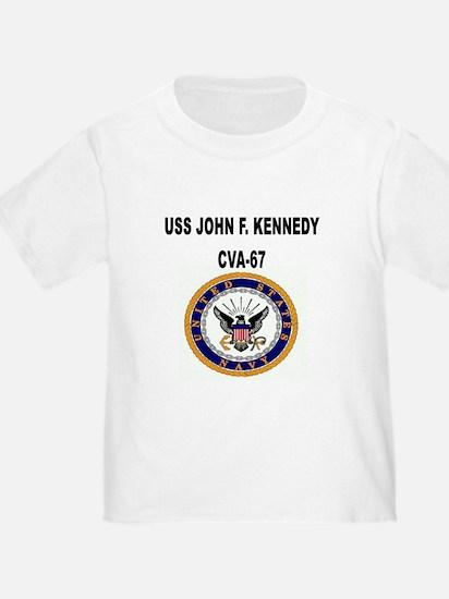 USS JOHN F. KENNEDY T