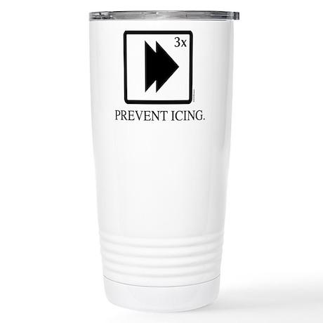 fast forward Stainless Steel Travel Mug