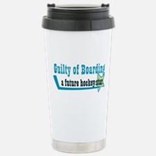 guilty of boarding Stainless Steel Travel Mug