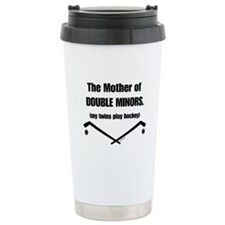 double minor Travel Mug
