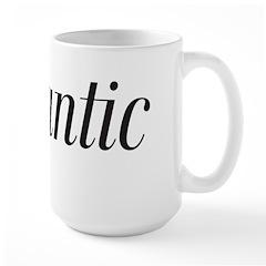 Oversize Logo Mug