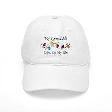 Grandkids Light My Life Baseball Cap